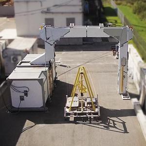 Vehicle & Cargo X-Ray Scanners